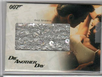 James Bond in Motion RC20  Relic card
