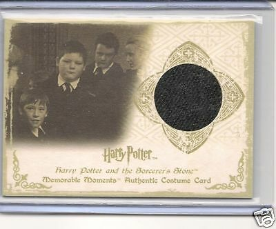 Harry Potter Memorable Moments C1 Costume  card