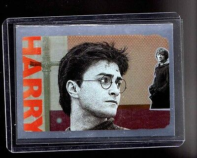 Harry Potter Deathly hallows box topper BT1