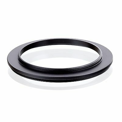 52mm-72mm 52mm to 72mm Male to Male Coupling Step Ring Adaptor 52-72 Dual Male