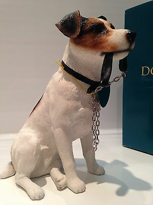Jack Russell Terrier Dog Ornament Figurine Figure Gift