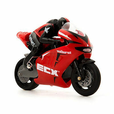 ECX Outburst 1:14 Motorcycle: RTR Red - ECX01004T2