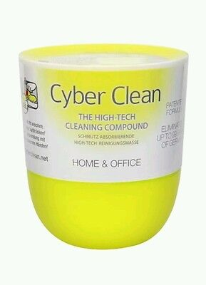 2 x Cyber Clean Home and Office tub 160g High Tech Compound Swiss Formula Gel
