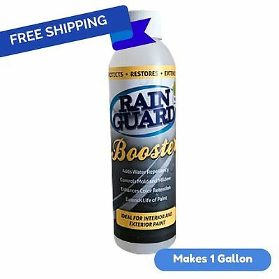 Rainguard Paint Booster For Increased Water Repellent & Overall Performance!
