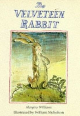 The Velveteen Rabbit, Williams, Margery Paperback Book The Cheap Fast Free Post