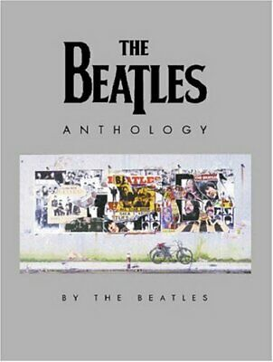 The Beatles Anthology Hardback Book The Cheap Fast Free Post