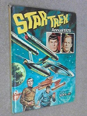 Star Trek Annual (1978) by No author. Book The Cheap Fast Free Post