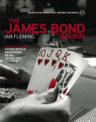 The James Bond Omnibus Vol.1 by John McLusky Paperback Book The Cheap Fast Free