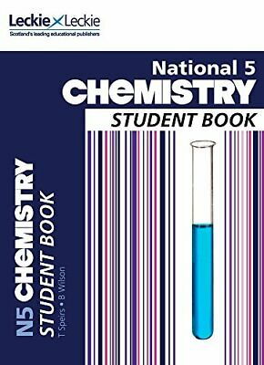 National 5 Chemistry Student Book (Student Book) by Leckie and Leckie Book The