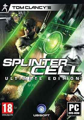 PC-Splinter Cell - Ultimate Edition /PC  GAME NEW