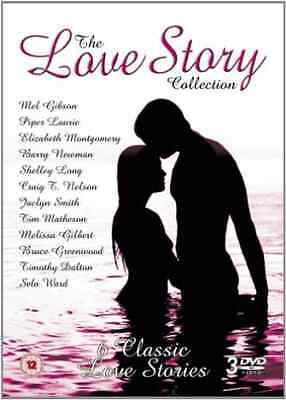 Mel Gibson, Piper Laurie-Love Story Collection  DVD NEW