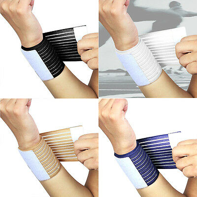Strength Bandage Hand Wrist Straps Sport Wristbands Support Wrist Protector