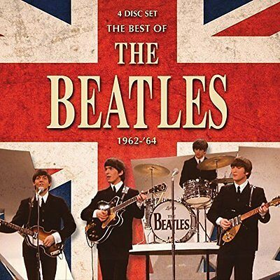 BEATLES-The Best Of The Beatles 1962 64  CD NEW
