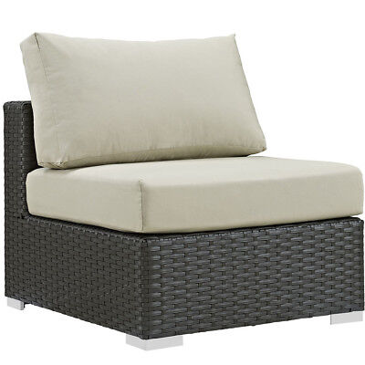Modway Sojourn Chair with Cushions