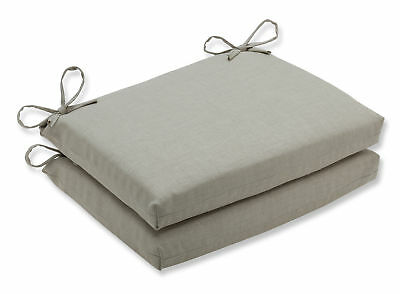 Pillow Perfect Rave Outdoor Chair Seat Cushion Set of 2