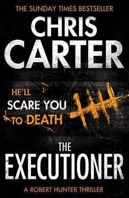 NEW The Executioner By Chris Carter Paperback Free Shipping