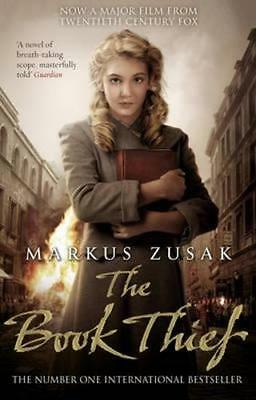 NEW The Book Thief By Markus Zusak Paperback Free Shipping