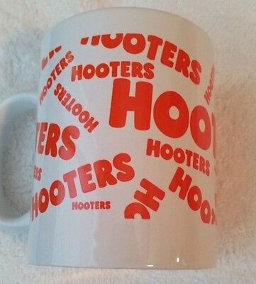 Hooters Ceramic Coffee Mug