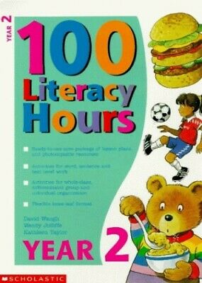 100 Literacy Hours: Year 2 (One hundred literacy... by Jolliffe, Wendy Paperback