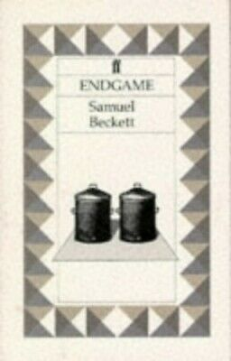 Endgame by Beckett, Samuel Paperback Book The Cheap Fast Free Post