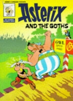 Asterix And The Goths BK 5 (Classic Asterix Paperbacks) by Goscinny Paperback