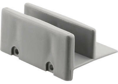 PRIME LINE PRODUCTS Gray Shower Door Bottom Guide