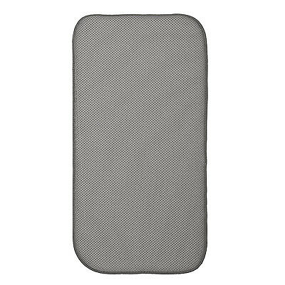 "Interdesign 40032 Drying Sink Mat-18""X9"" PWTR DRYING MAT"