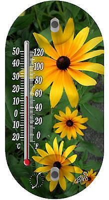 TAYLOR PRECISION PRODUCTS 4-Inch Flower Thermometer