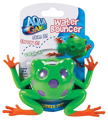 AQUA LEISURE IND INC Water Bouncer Frog Ball
