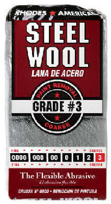 HOMAX PRODUCTS 12-Pack #3 Coarse Steel Wool Pads
