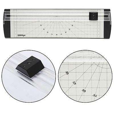 A4 Paper Trimmer Cutter Guillotine Rotary Office Home Photo Card Precision UK