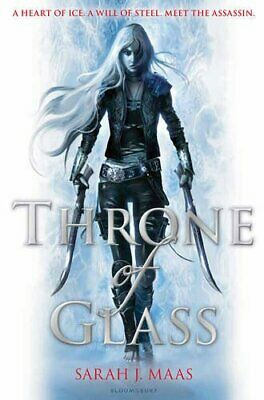 Throne of Glass, Maas, Sarah J. Book The Cheap Fast Free Post
