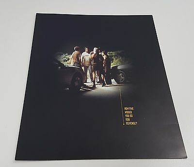 Bully 2001 Original Press Kit / Booklet