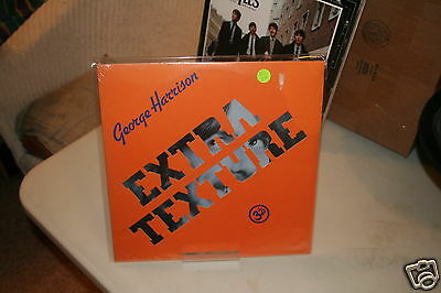 The  George Harrison , Extra Texture ,  Beatles  Brand New Sealed