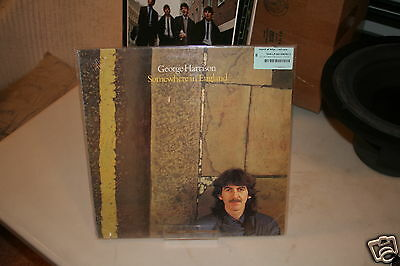 The  George Harrison ,Some Where In England,  Beatles  Brand New Sealed