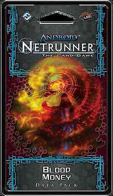 Android Netrunner - Flashpoint Cycle Data Packs - Blood Money