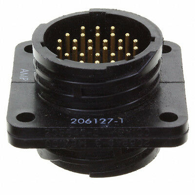 CONNECTOR Amp TE TYCO 206127-1 CPC 28 pin Circular Connector Male-turnaround
