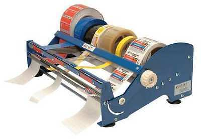 "18""Tape & Label King Multi Roll Tape And Label Dispenser, Blue   # SL9518"