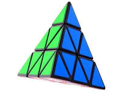 New Coolzon Triangle Pyramid Pyraminx Magic Cube Speed Puzzle Twist Toy Game
