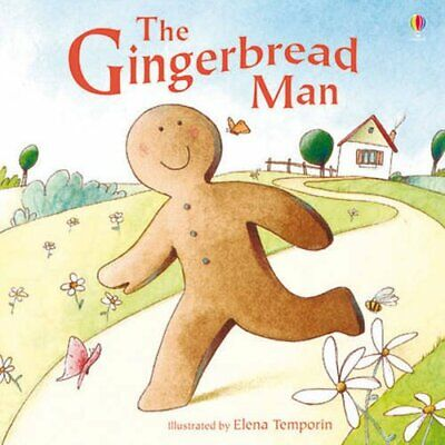 The Gingerbread Man (Picture Books) by Lesley Sims Paperback Book The Cheap Fast