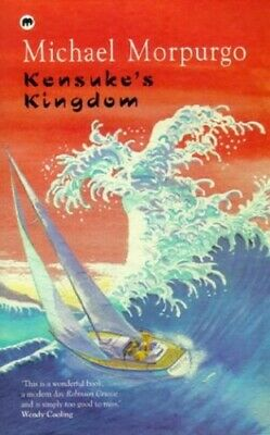 Kensuke's Kingdom by Morpurgo, Michael Paperback Book The Cheap Fast Free Post