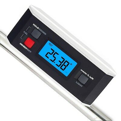 Digital Angle Gauge Protractor Inclinometer Gage Accurate Measuring