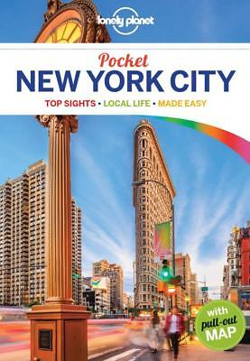 NEW New York City By Lonely Planet Paperback Free Shipping