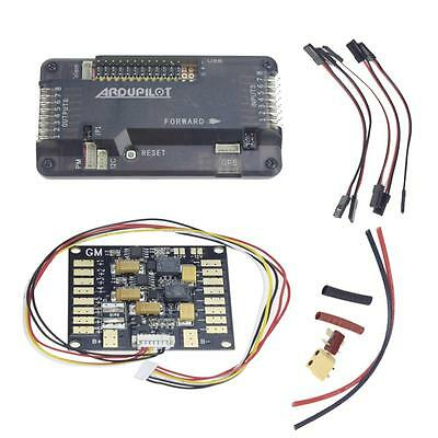 APM V2.8 RC Flight Controller with PDB Power Distribution Board BEC for DRONE