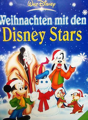 disney weihnachten mit den disney stars z4 mit hologramm top eur 5 99 picclick de. Black Bedroom Furniture Sets. Home Design Ideas