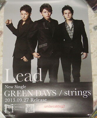 Lead GREEN DAYS strings 2013 Taiwan Promo Poster