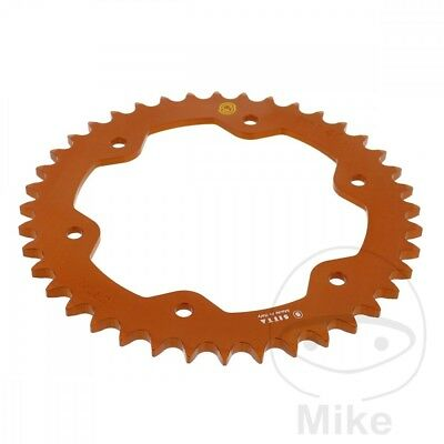 KTM Super Duke 1290 R ABS 2015 Sitta Orange Alloy Rear Sprocket (40 Teeth)