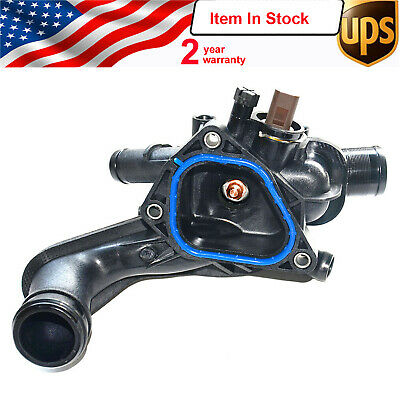 New Thermostat Housing And Gasket For 07-13 Mini Cooper R55 R56 R57 11537534521