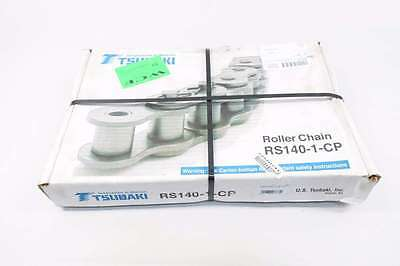 New Tsubaki Rs140-1-Cp 10Ft Single Strand Cottered Roller Chain D539127