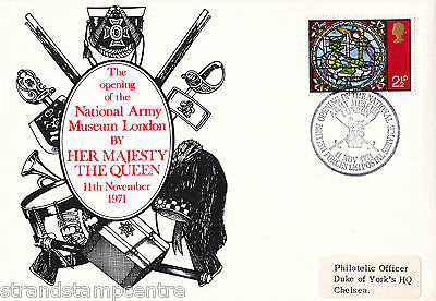 1971 National Army Museum Opening Cover